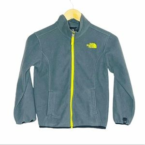 The North Face Fleece full zip Pullover Sweater